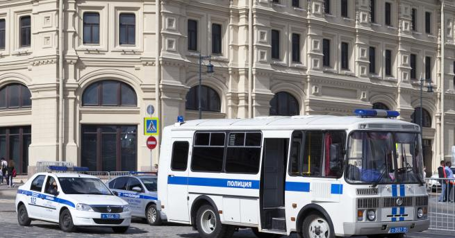 Свят Нападател взе заложници в банка в Москва Според РИА
