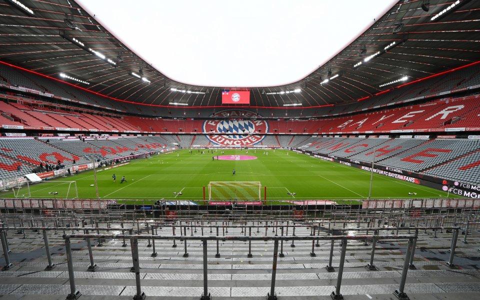Байерн Мюнхен приема Айнтрахт Франкфурт в сблъсък от 27-ия кръг