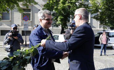 Цветомир Найденов с любопитно предложение към Наско Сираков и Тити