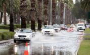 Мощна буря нанесе огромни щети в Австралия