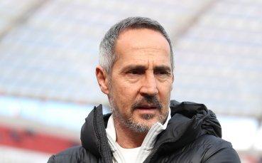 Треньорът на Айнтрахт се надява на паметен мач срещу Фрайбург