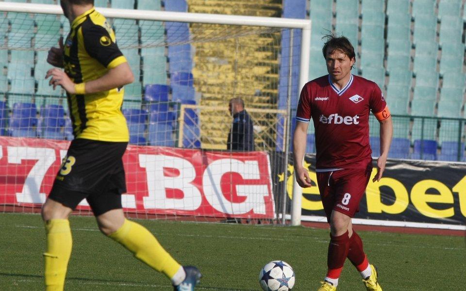 Борис Галчев е пред завръщане в Пирин Благоевград. Очаква се