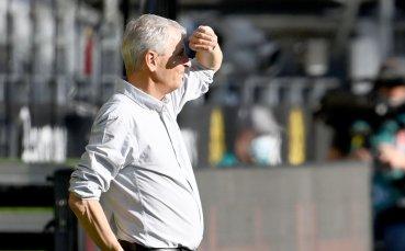 Мениджърът на Борусия не смята, че отборът е заслужавал да загуби