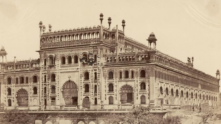 <p>Когато Индия се надигна срещу британската корона</p>