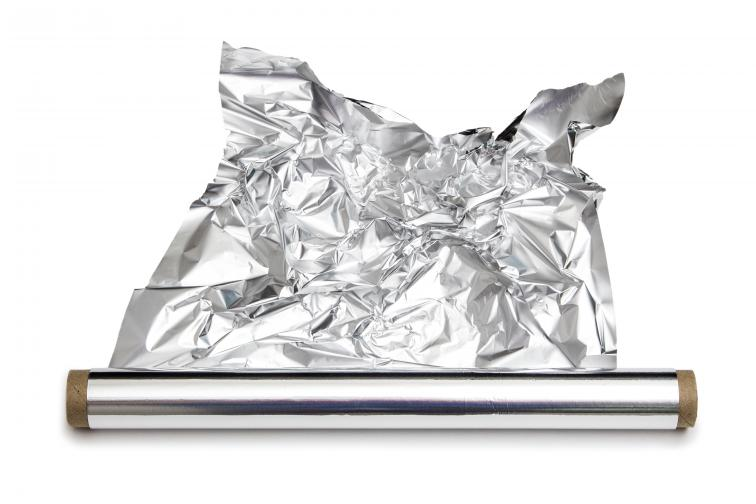 алуминиево фолио