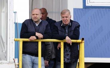 Букмейкърска компания може да стане спонсор на Левски