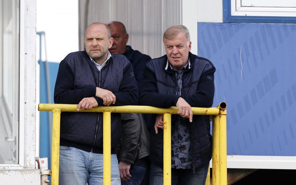 Левски скоро може да се сдобие с нов генерален спонсор.