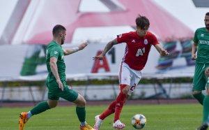 ЦСКА прекърши за две минути Ботев Враца преди рестарта на efbet Лига
