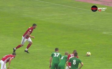 Дузпа поведе ЦСКА срещу Ботев Враца