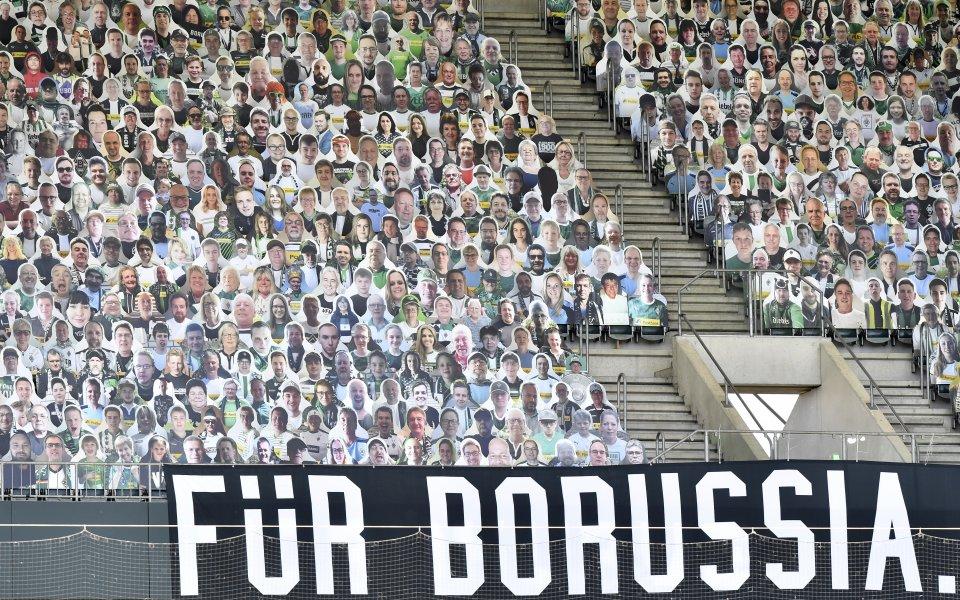 Отборът на Борусия Мьонхенгладбах посреща Унион Берлин в среща от