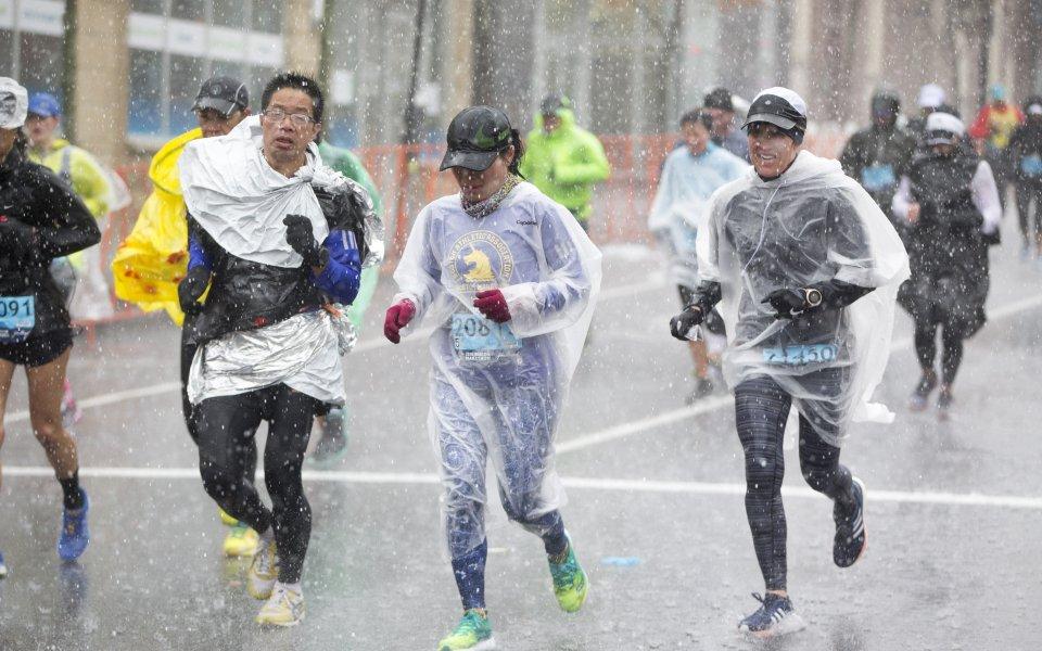 Един от най-известните маратонив глобален мащаб - Бостънският, е отменен,