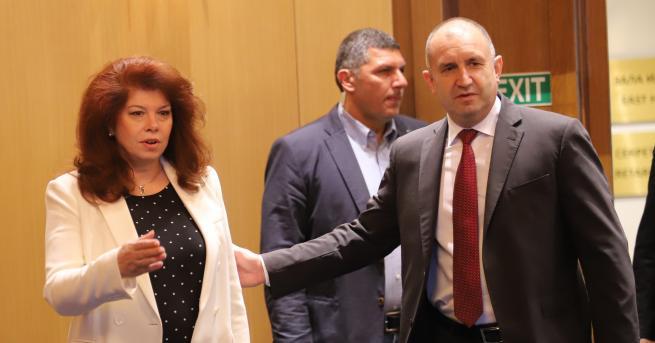 България Румен Радев: Децата са националното ни богатство, заслужават по-добро