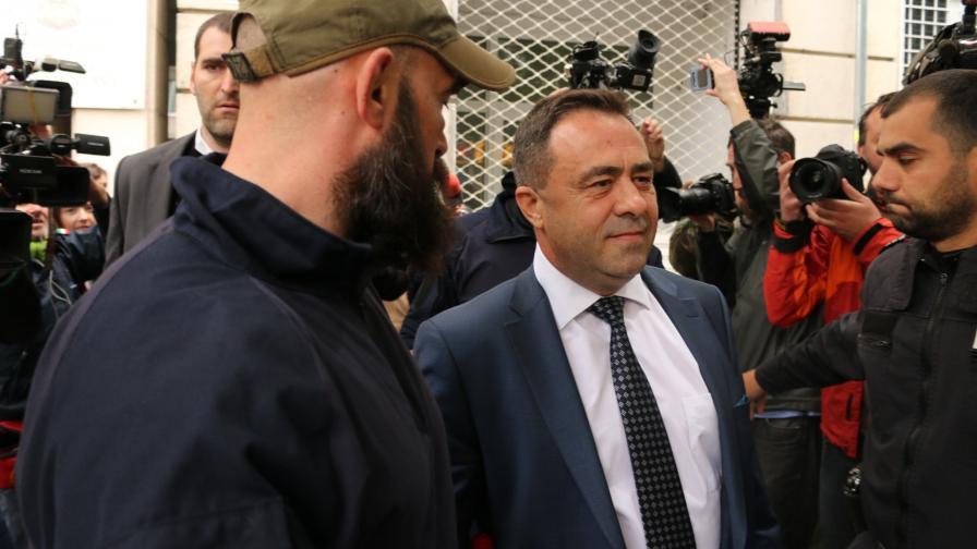 Красимир Живков вече не е зам.-министър в МОСВ