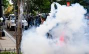 Трима полицаи с български произход са пострадали по време на безредиците в САЩ