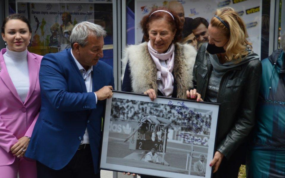 Десетки спортни легенди, олимпийски, световни и европейски шампиони на България