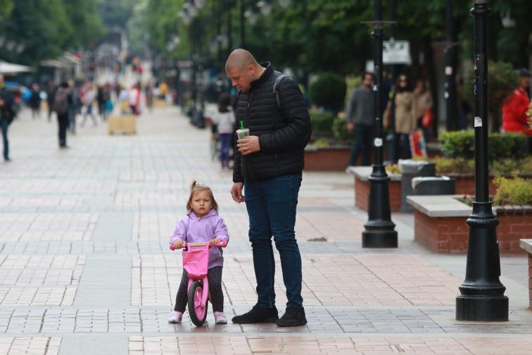 Граждани почет едноминутно мълчание паметта Ботев загиналите свободата България