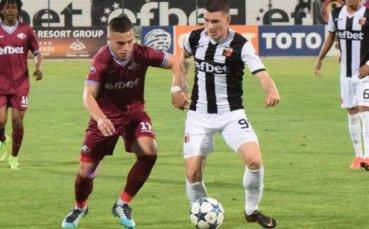 Локомотив Пловдив се раздели със защитник