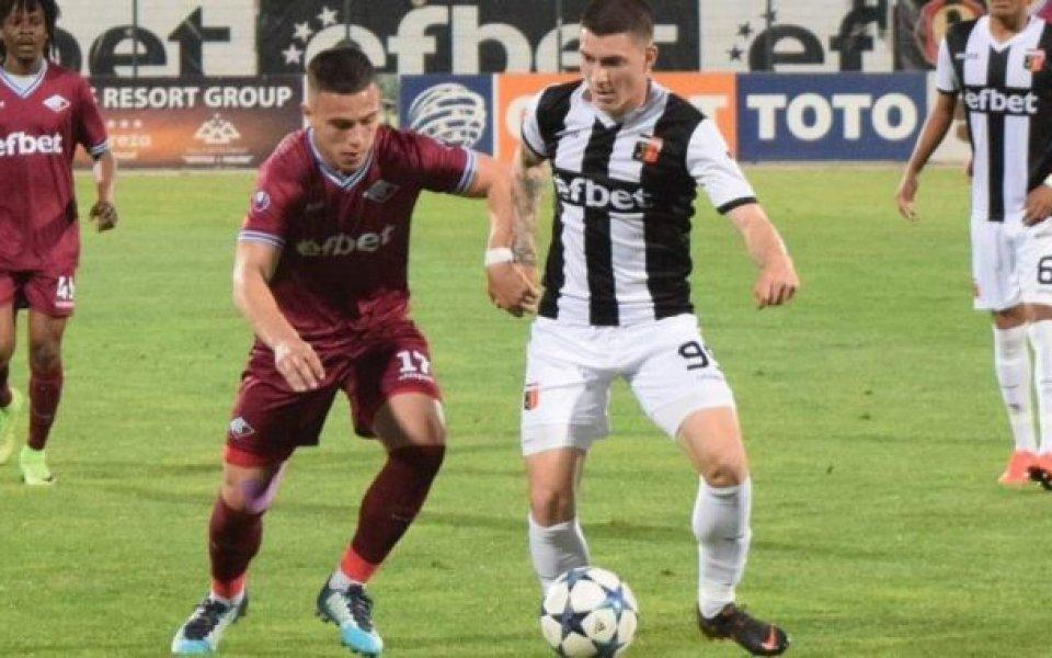 ПФК Локомотив Пловдив разтрогна по взаимно съгласие с Архан Исуф.