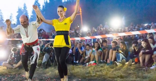 Любопитно Призвание нестинар - разказът на Костадин, който танцува в