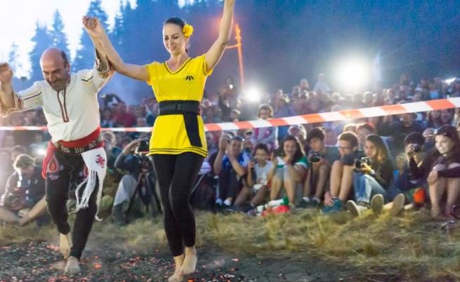 Призвание нестинар - разказът на Костадин, който танцува в жаравата