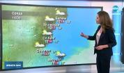 Прогноза за времето (03.06.2020 - обедна емисия)