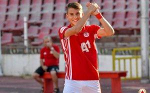 """Това ли е най-големият талант на ЦСКА? Шеф на """"червените"""" го хвали в Италия"""