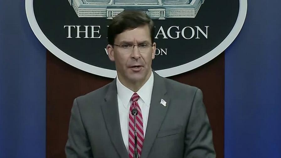 Пентагонът се обяви против използване на армията срещу протестите