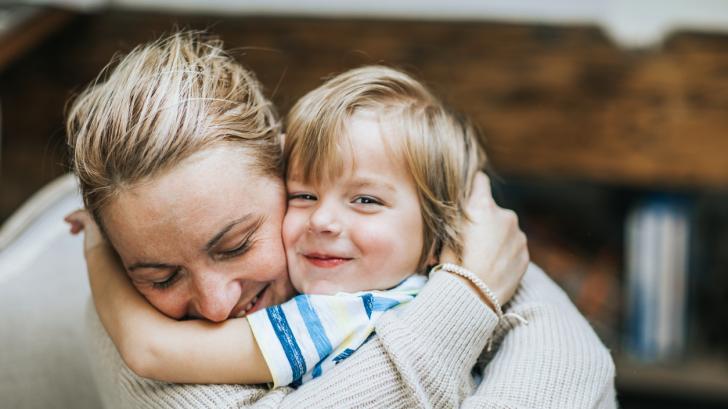 """Трогателното писмо на една майка: """"На детето ми, когато забравям да се почувствам щастлива"""""""