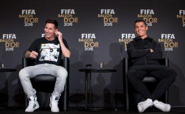 Роналдо и Меси заработиха милиони по време на пандемията