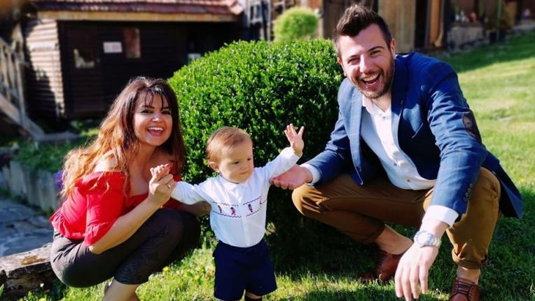 Илиян Любомиров и Петя Дикова очакват второ дете!