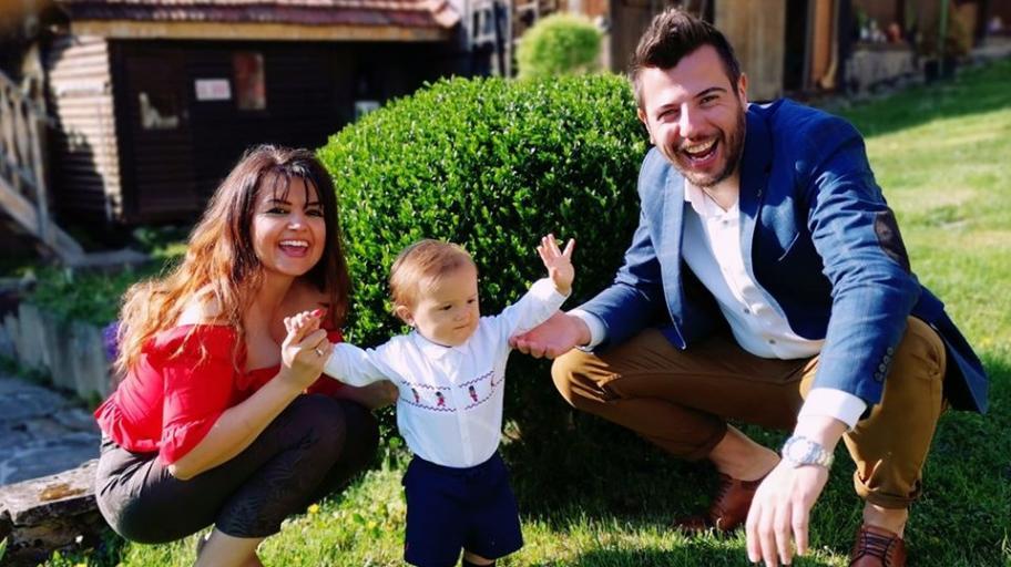 Илиян Любомиров и Петя Дикова станаха родители за втори път!