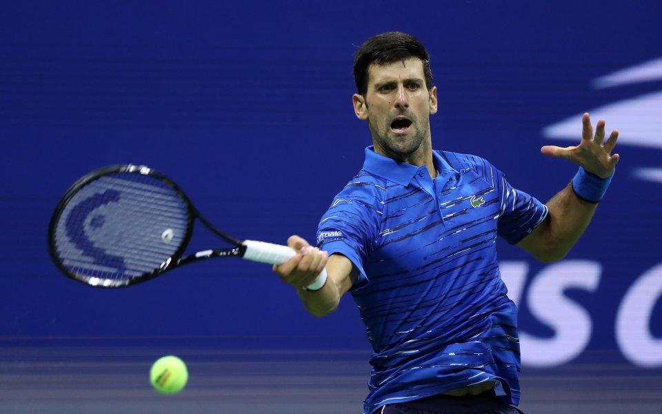 Новак Джокович определи мерките за провеждане на тазгодишния US Open