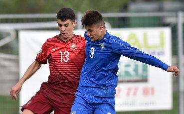 Милан се насочи към португалски тийнейджър