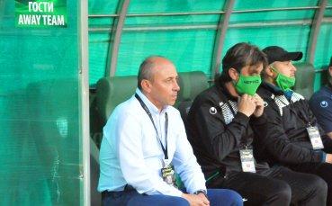 Илиев: Излизаме срещу солиден отбор, няма да се отпуснем