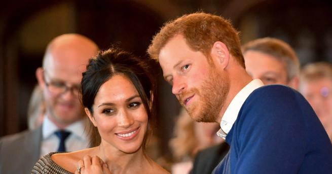 Любопитно Принц Хари и Меган Маркъл имат нов дворец Херцозите