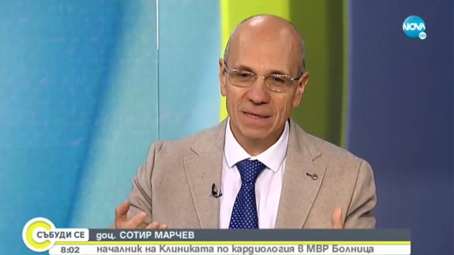 Д-р Марчев: Страхът ни мори повече от коронавируса