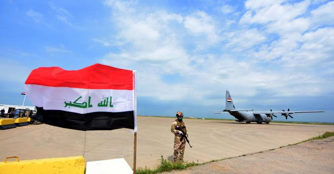 Свят Ракетна атака по американска база в Ирак Все още