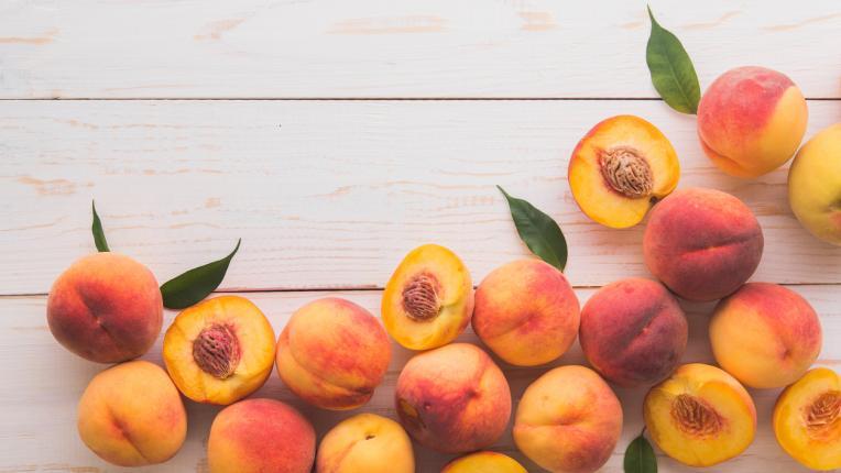 Прасковата - кралицата на плодовете