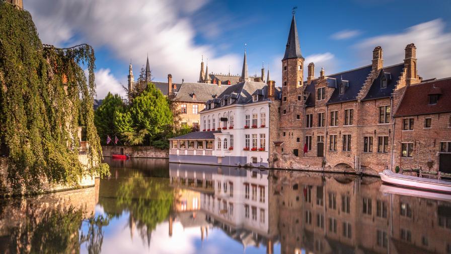 Как Белгия възстановява туризма си