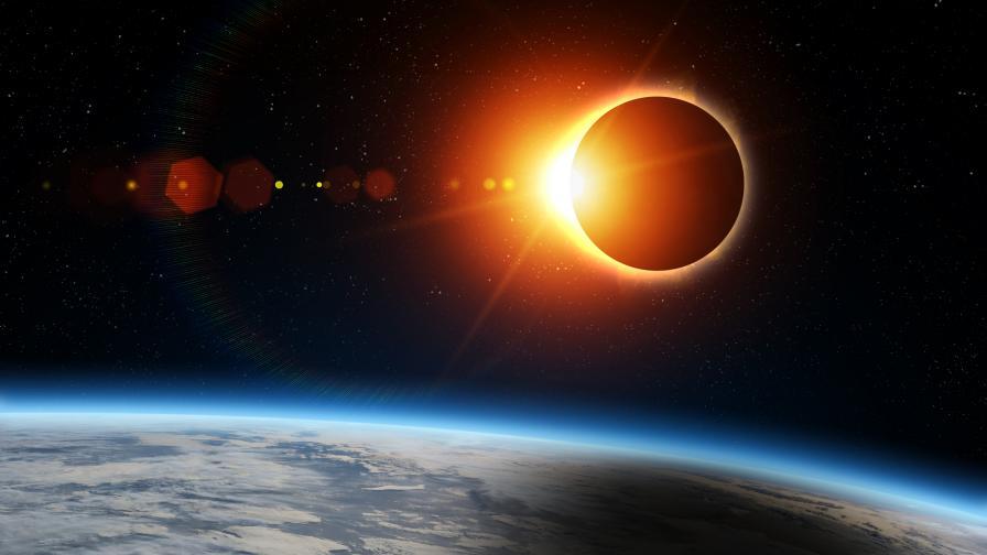 Слънчево затъмнение на 21 юни - време да защитим правото на свободен избор