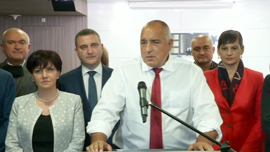 Борисов: Компромати, президентът ме следи с дрон