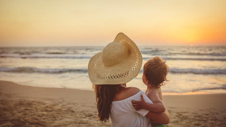 С малко дете на море - рисковете са повече от ползите