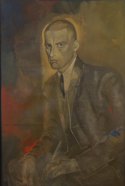 <p>Владимир Маяковски</p>