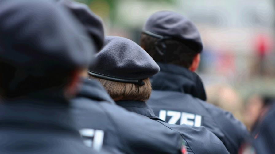 Кварталът, в който германската полиция влиза само с бойни униформи