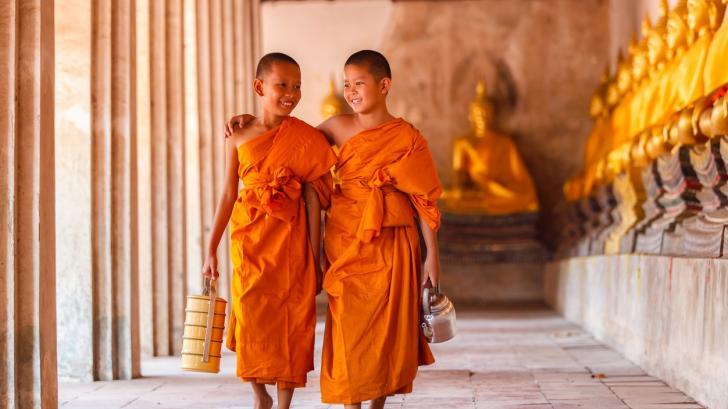 Основните принципи, по които се възпитават децата в Тибет