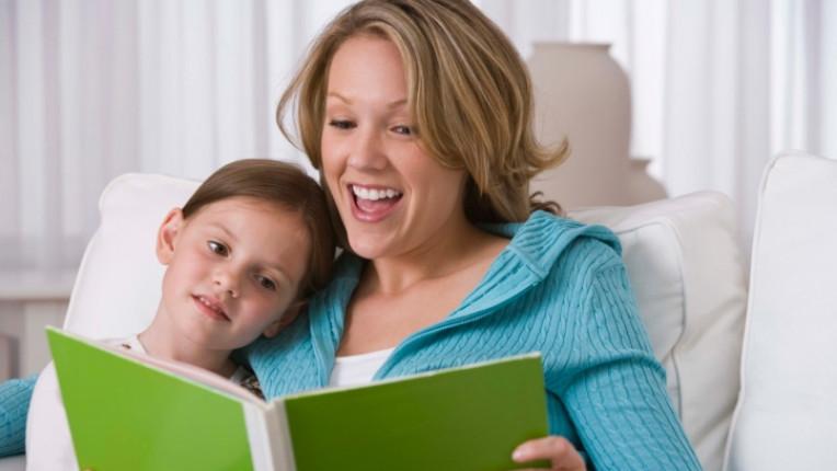 четене на деца родител книги
