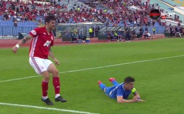 Соу препарира Левски с гол в края на мача - 3:3