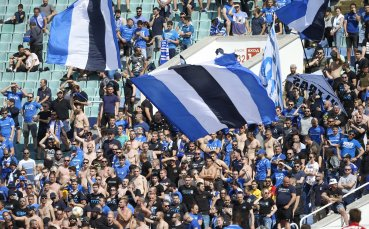 Левски уведоми феновете, че всички с карти ще гледат мача с Берое на стадиона