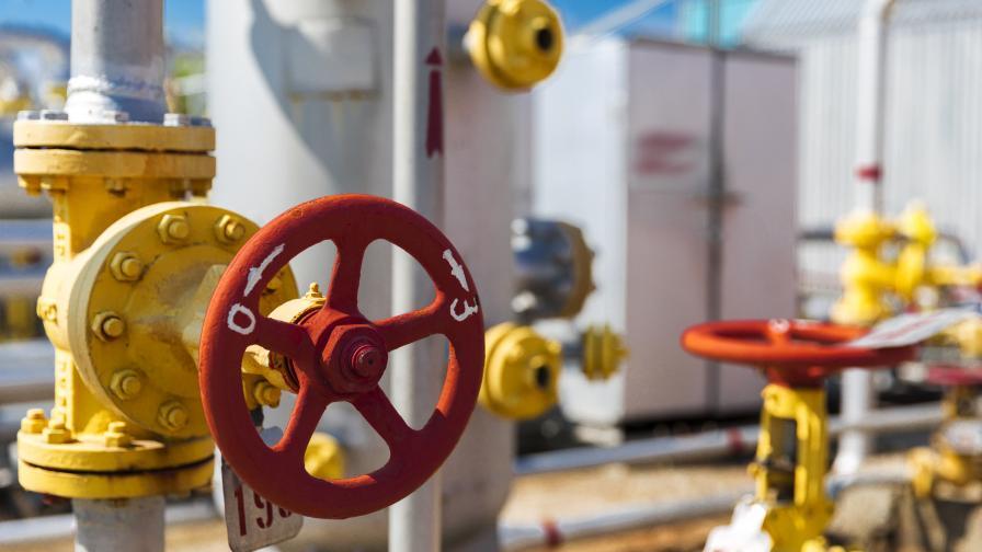 Техническа авария на газопровода България - Гърция в района на Кулата