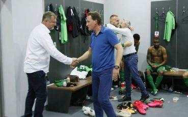 Домусчиев разкри голям трансфер на Лудогорец - ето кой футболист взимат